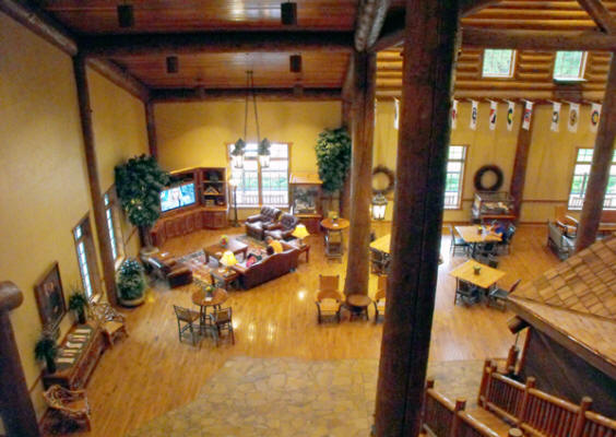 Lodge at Ketter Center in Point Lookout, Missouri