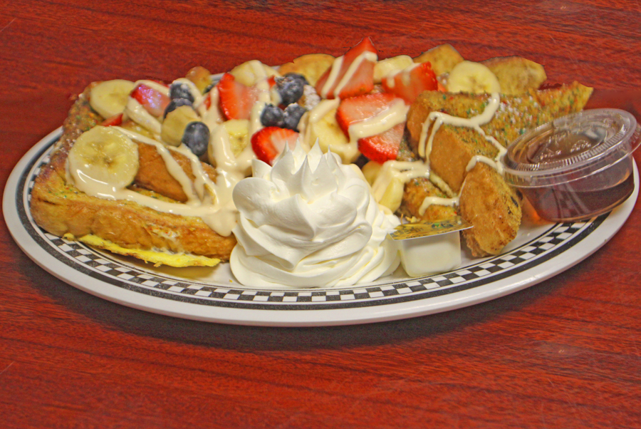 French toast at Canopy Road in Tallahassee, FL