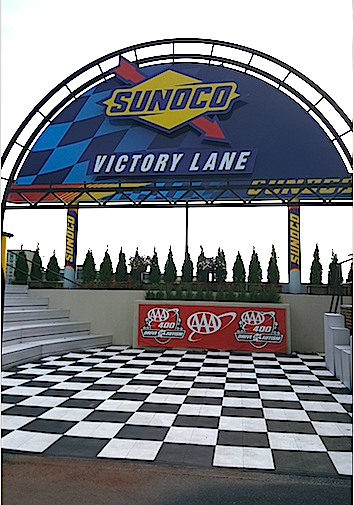 Dover Downs Victory Lane