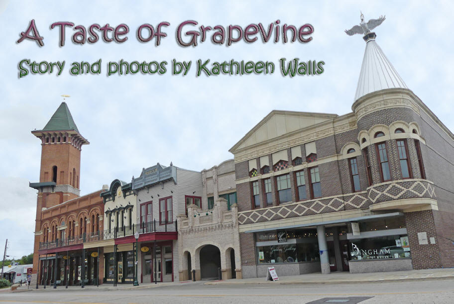 Grapevine, Texas main street