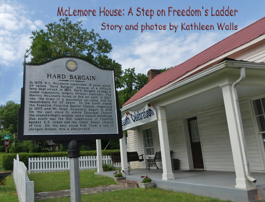 McLemore house in franklin tennessee