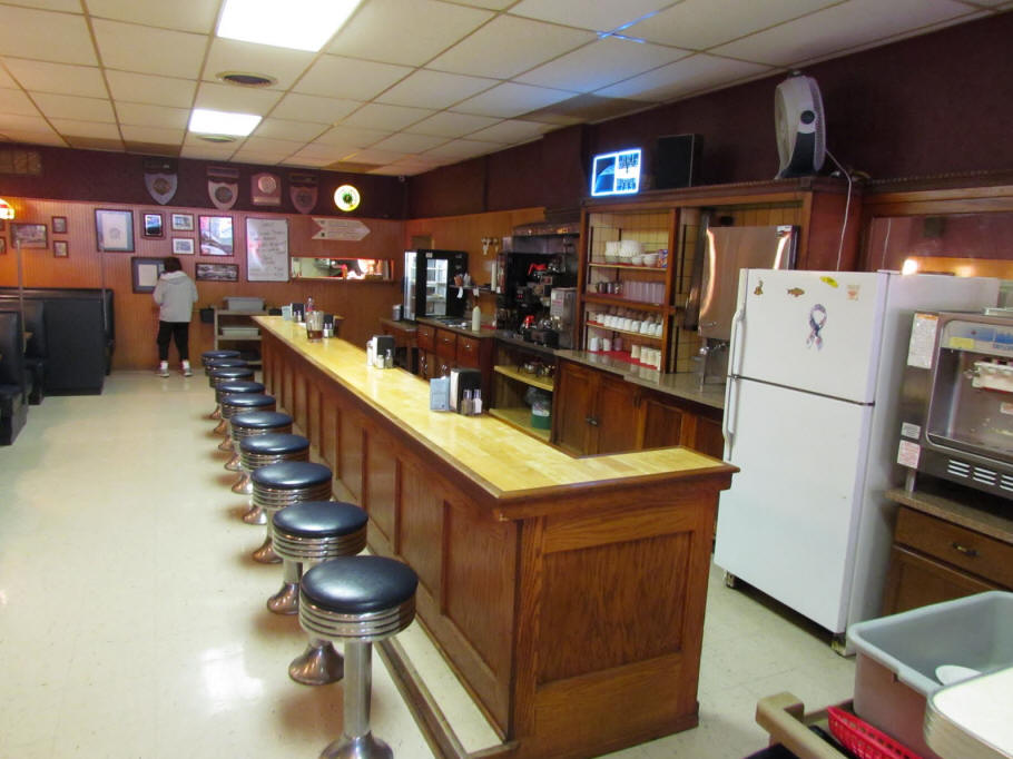 Northside Cafe in madison county