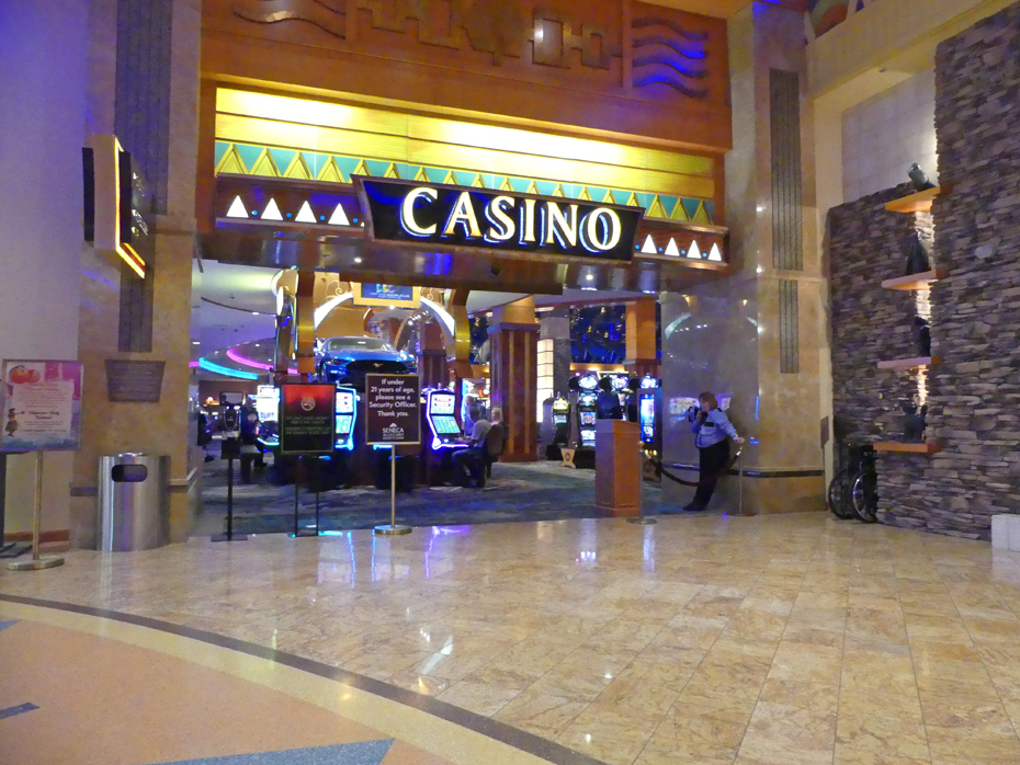 seneca allagany casino and resort