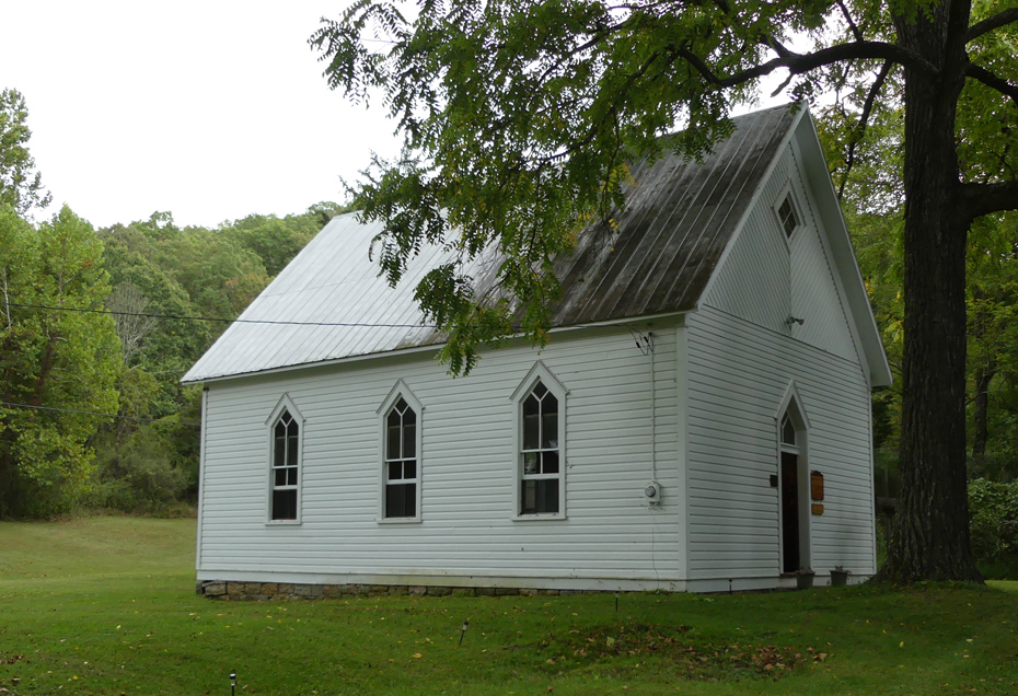 United Methodist Church in Hampshire County, WV